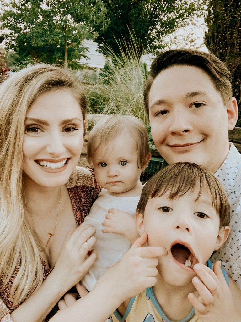 Babies, Love, & Lattes is a motherhood and lifestyle blog by North Carolina blogger Jessica Linn
