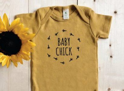 Stylish Organic Baby Clothes by Babies, Love, & Lattes a motherhood and lifestyle blog by popular North Carolina blogger Jessica Linn.