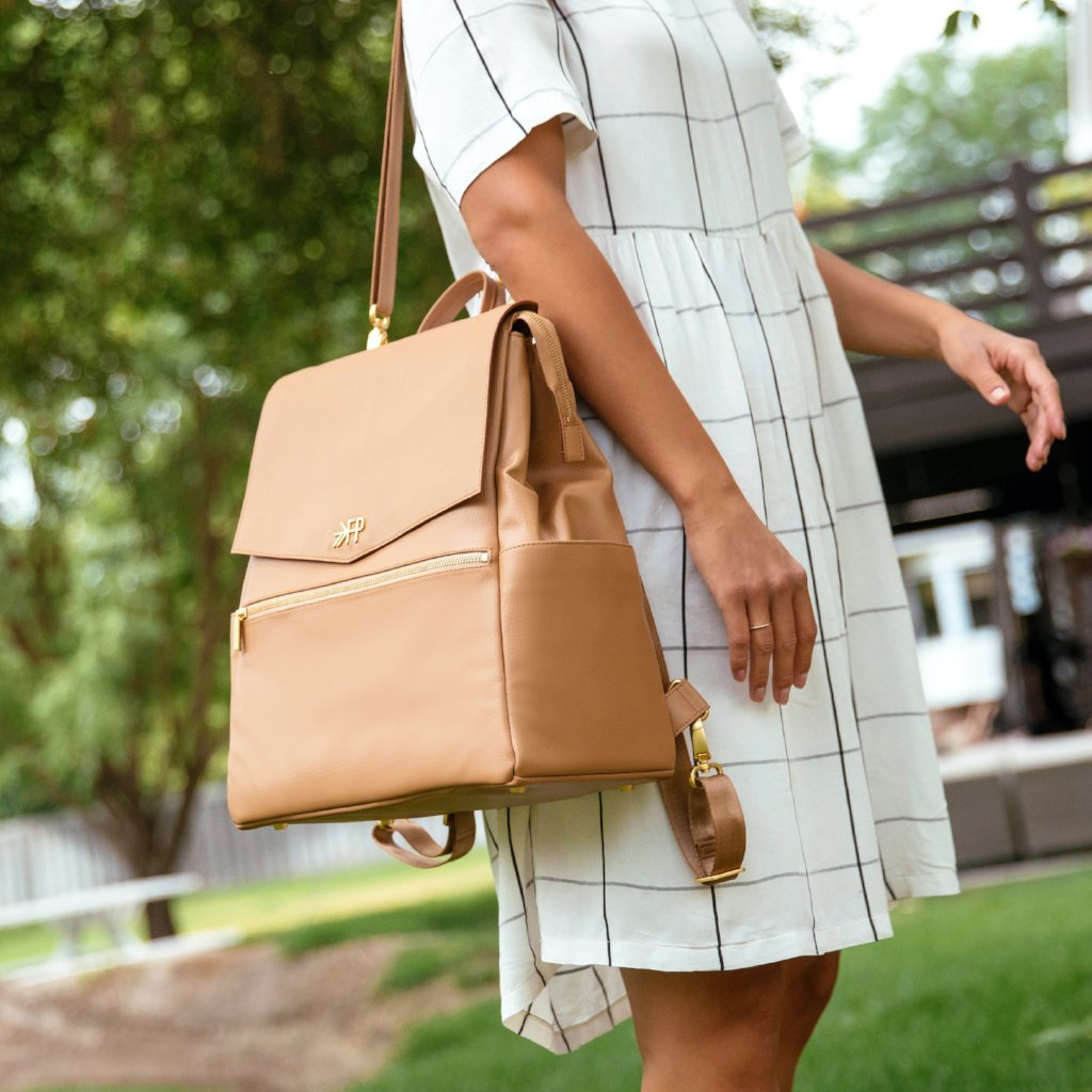 Trendy Diaper Bags For Stylish Fashionable Moms. I've rounded up the most stylish diaper bags available at a reasonable price!  These cute bags will keep you feeling like the trendsetting mamma you are!