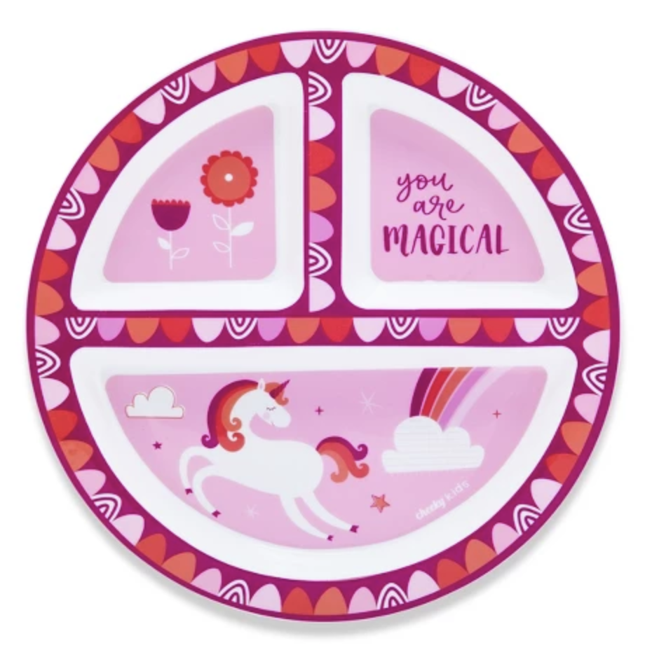 Baby & Kid Dishes | Cute Dishes, cups, bowls, plates, & utensils for kids and babies. Cheeky Brand at Target