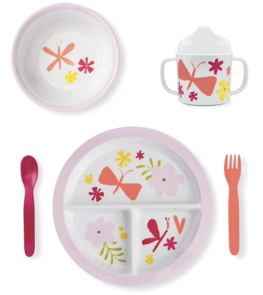 Baby & Kid Dishes | Cute Dishes, cups, bowls, plates, & utensils for kids and babies. Kate Spade