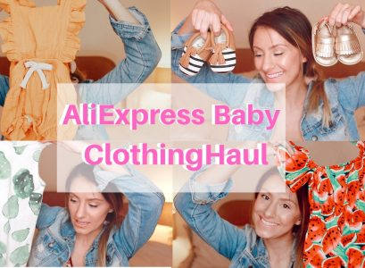 AliExpress Baby Girl Clothing Haul + Review