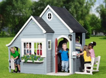 The Top Cute Outdoor Playhouses Kids Will Love by Babies Love and Lattes