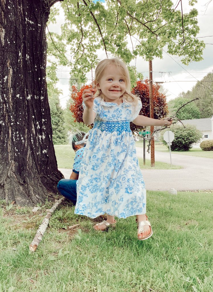 Kids Consignment Haul | Kids EveryWear | By motherhood fashion and lifestyle blogger Jessica Linn | Daughter Catalina Pagán